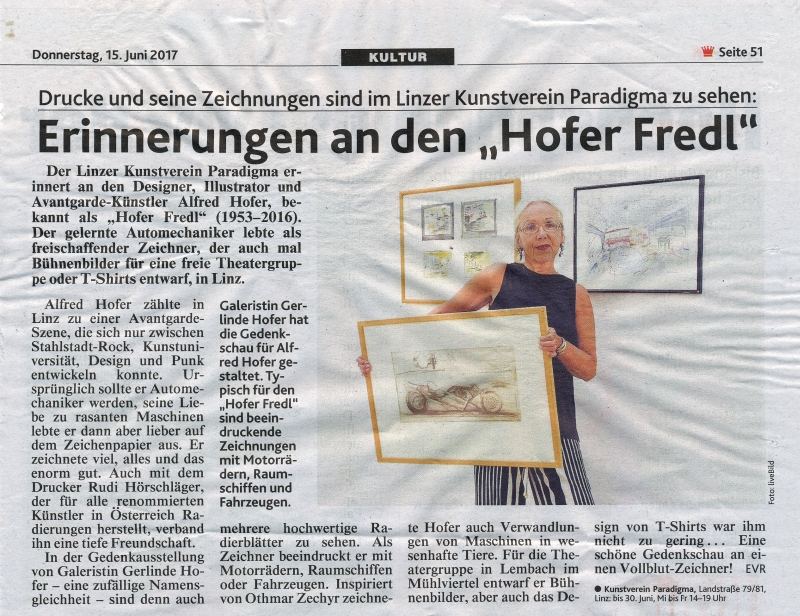 posthume Ausstellung